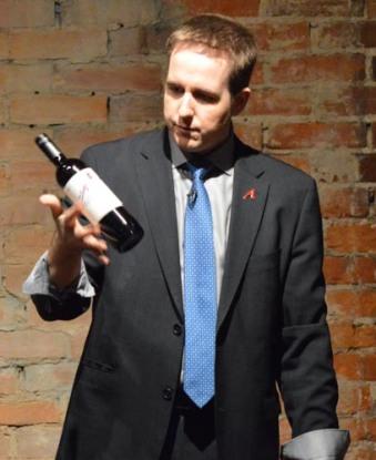 Magic Tonight - Floating Wine Bottle