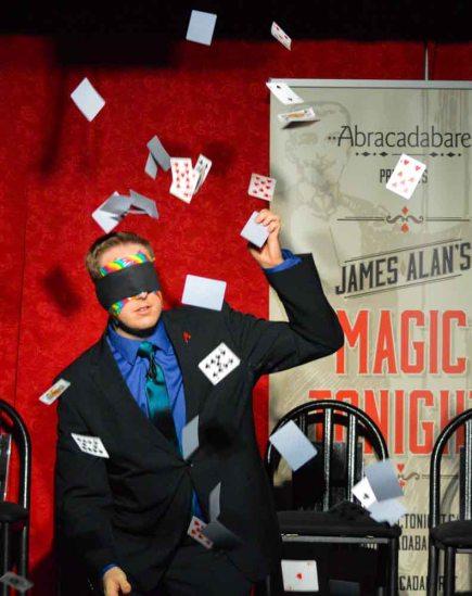 Magic Tonight Celebrating Pride 2015